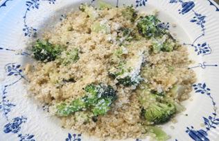 Broccoli gratinati con pecorino bimby