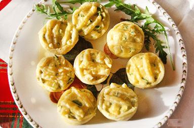 Tortino di baccala e patate bimby